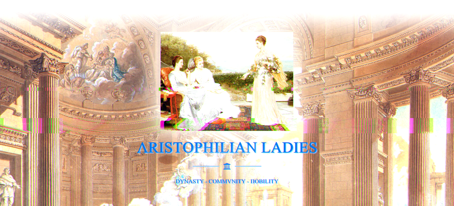 Aristophilian Ladies Society
